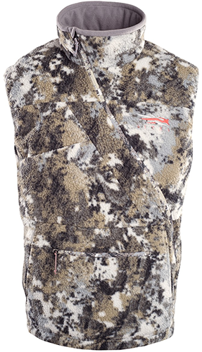 Sitka Fanatic Vest Elevated II Camo 2X