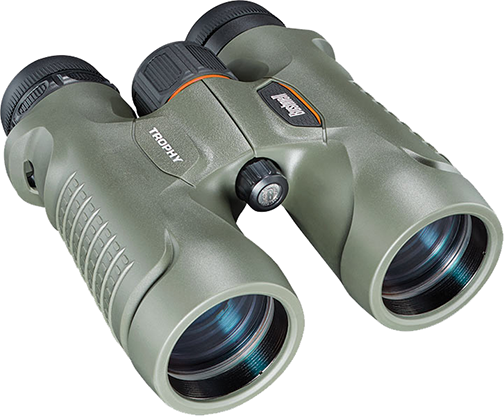 Bushnell 10x42 Trophy Binocular Green Roof