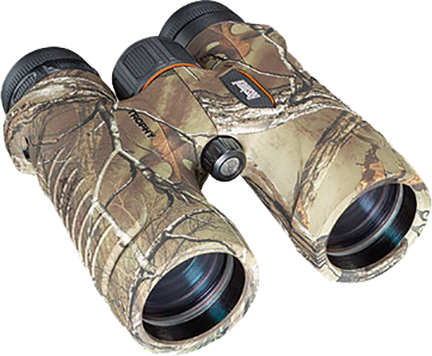Bushnell 10x42 Trophy Binocular Realtree Xtra Camo Roof