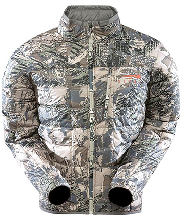 Sitka Kelvin Down Ultra Light Jacket Open Country Medium