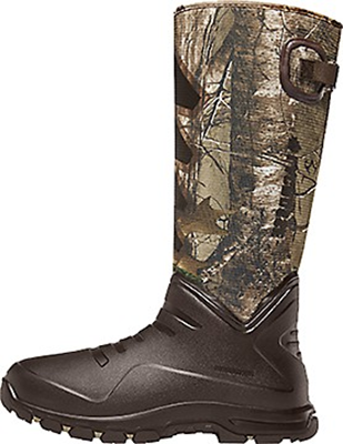 "Aerohead Sport 16"" 3.5mm Boot Realtree Xtra Size 8"