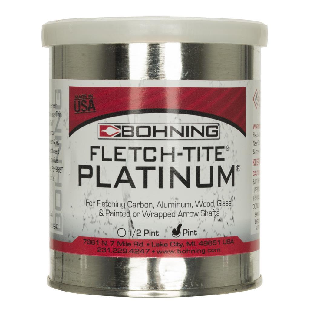 * Bohning Fletch-Tite Platinum 1 pt.