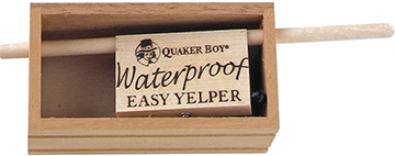 Quaker Boy H20 Waterproof Easy Yelper