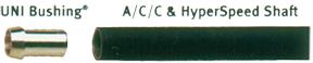 A/C/C Hyperspeed Unibushing 60