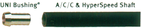 A/C/C Hyperspeed Unibushing 71