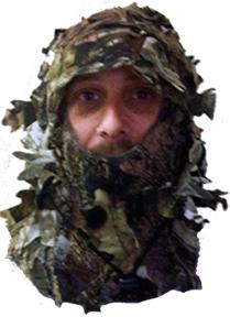 Visor Pro Hood Mossy Oak Infinity OSFA