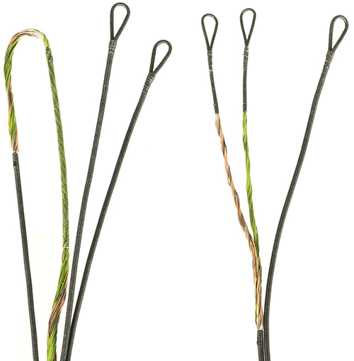 FirstString Premium String Kit Green/Brown Mathews Drenalin
