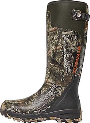 "Alphaburly Pro 18"" Boot Mossy Oak Country Size 8"