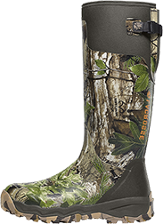 "Womens Alpha Burly Pro 15"" Realtree Green Size 5"