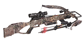 17 Matrix 380 Xtra CRT Crossbow Litestuff Package Realtree Camo
