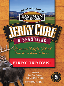 Eastman Outdoors Jerky Seasoning Fiery Teriyaki