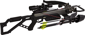 18 Micro 335 Nightmare Crossbow Package-Deadzone LSP