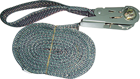 Big Dog Ratchet Strap Camouflage 16 ft.