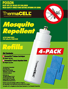 *Refill Value Pack Thermacell