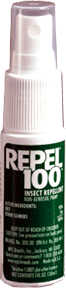 Repel 100% Deet Pump 1oz