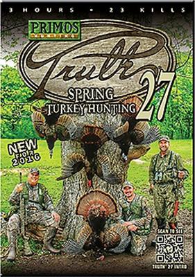 Primos Truth 27 Spring Turkey Hunting DVD