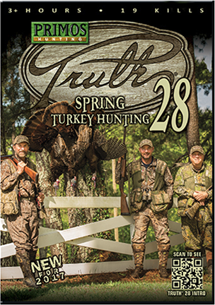 "Primos ""Truth 28 Turkey"" DVD"