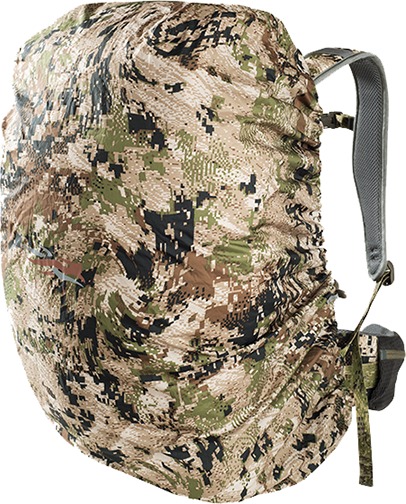 Sitka Pack Cover Subalpine Camo Large