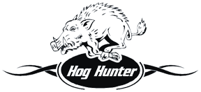 Hog Hunter Decal 4x8