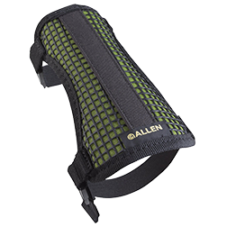 Allen Youth Mesh Armguard Hot Green