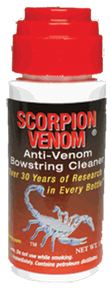 * Scorpion Anti Venom Bowstring Cleaner