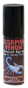 * Scorpion Biscuit Spray