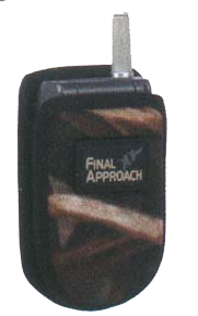 Flip Open Cell Phone Holster MAX 4