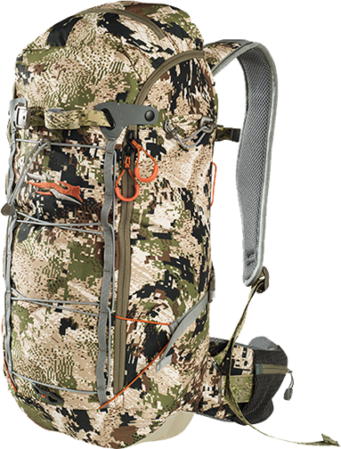 Sitka Ascent 12 Day Pack Subalpine Camo