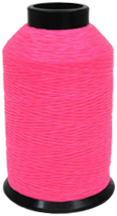 452X Bowstring Material Pink 1/8# Spool