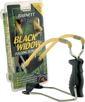Barnett Black Widow Slingshot