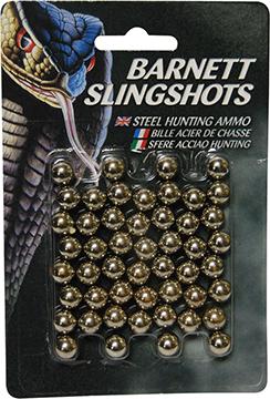 Barnett Slingshot Ammunition .38 Cal. 50 pk.