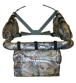 Weathershield Side Bags Clear Cut Camo