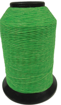 452X Bowstring Material Flo Green 1/8# Spool