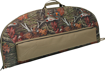 30-06 Camo Bow Case 39x2x15.5 in.