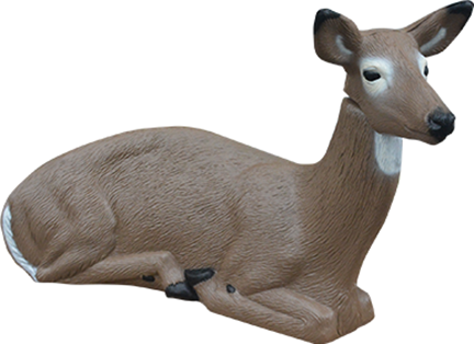 Bedded Doe Decoy