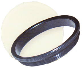 "EXR Sight 1-3/4"" 4x Lens & Retainer"