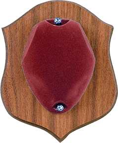 Quaker Mounting Kit w/Red Material