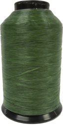 XCEL Bowstring Material Hunter Green