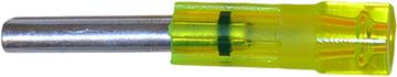 Lumenok Crossbow Nock Green Excalibur Flat 3 pk.