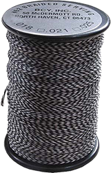 "#2 Poly Grip Braided Serving .025"" 60 Yards"