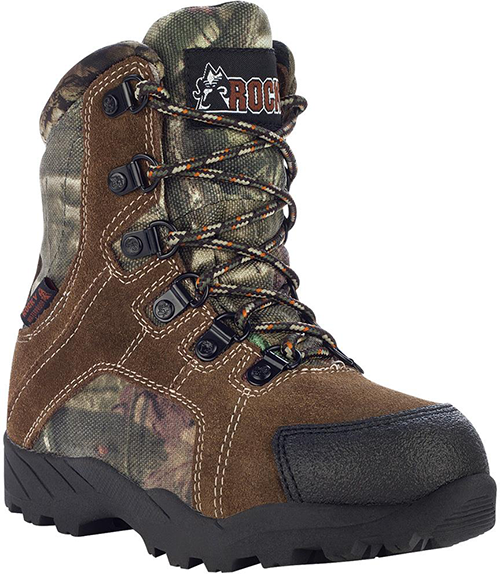 Rocky Kids Hunter Boot 800g Mossy Oak Infinity 6