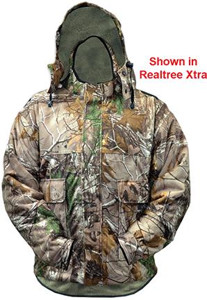 Ambush Jacket Mossy Oak Country 2X