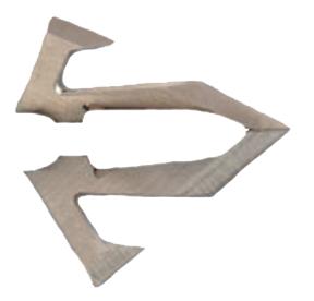Limbsaver Turkey Terror Replacement Blades