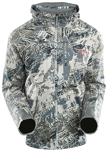 Sitka Timberline Jacket Open Country Camo Large