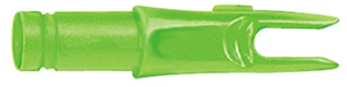 3D Super 6.5mm Nocks Flo Green