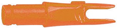 3D Super 6.5mm Nocks Flo Orange