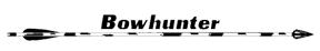 Bowhunter & Arrow Decal 4x36