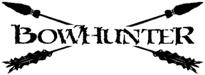 Bowhunter Decal 6x12