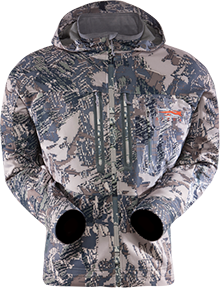 Sitka Jet Stream Jacket Open Country XLarge