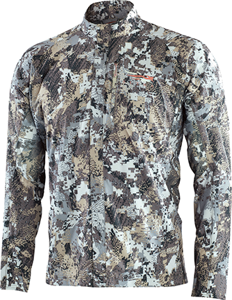 Sitka ESW Shirt Long Sleeve Elevated II Camo Xlarge